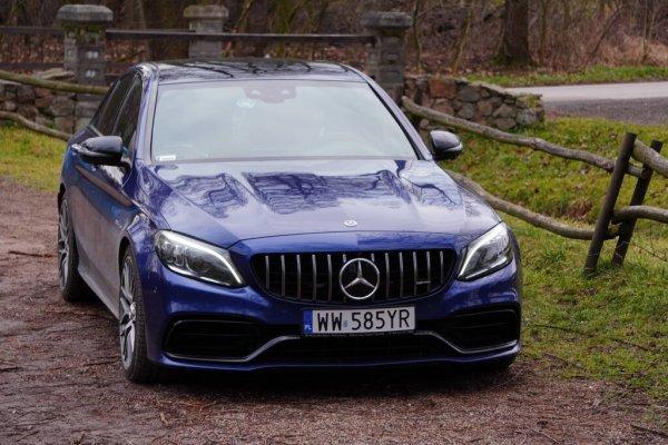 Den nyeste Mercedes Benz C Klasse Sedan